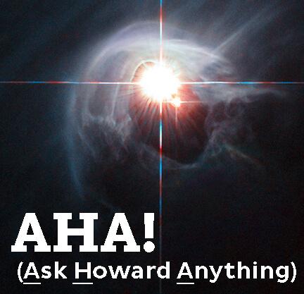 Ask Howard Anything: Mars Edition