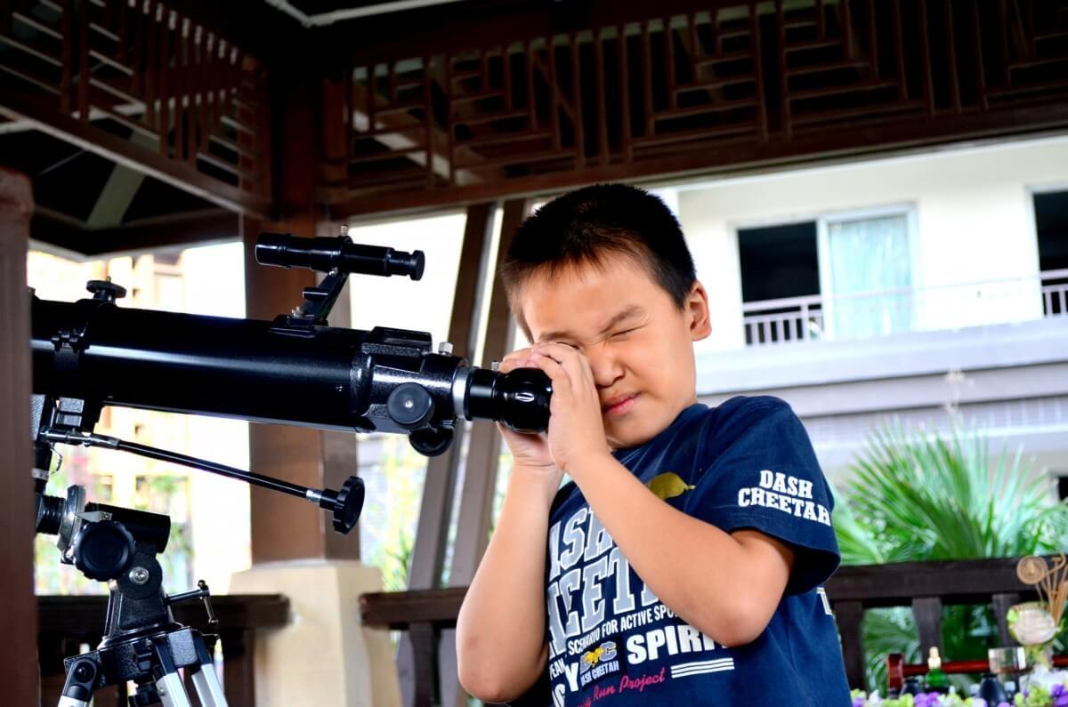 """""""Ask a Telescope Expert"""""""