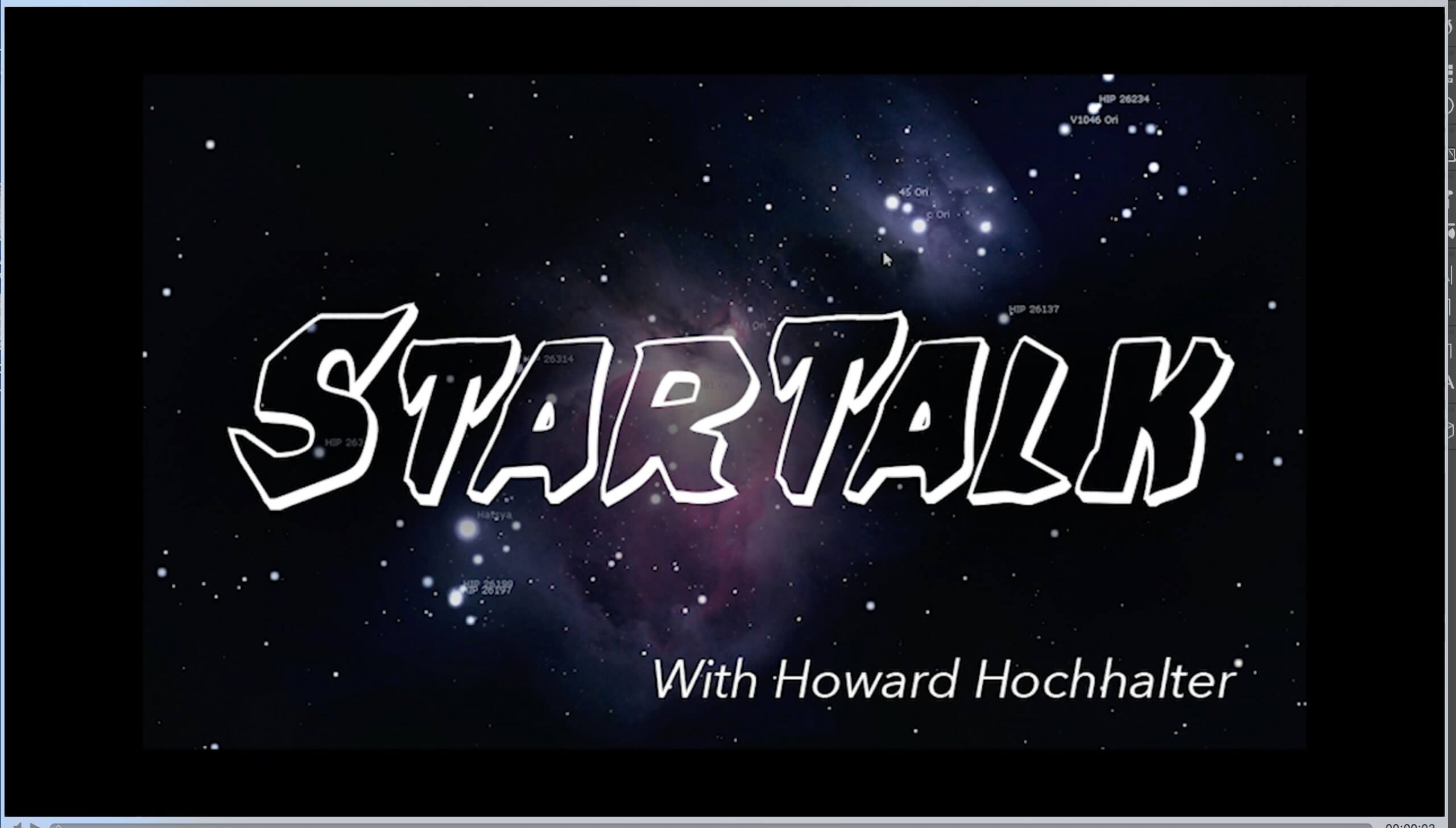 Star Talk Tuesday