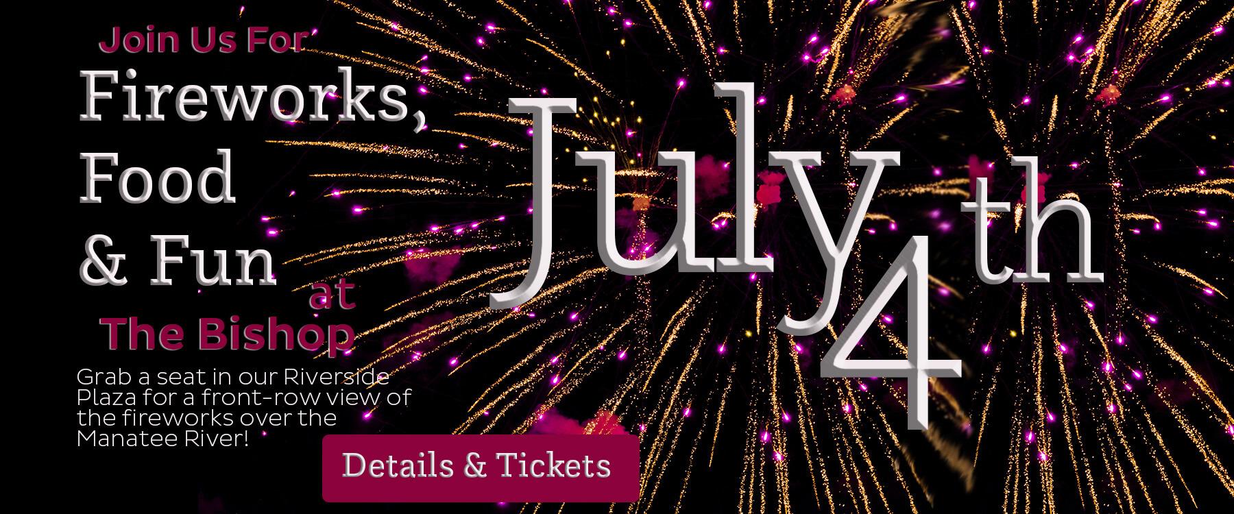 Fireworks, Food & Fun