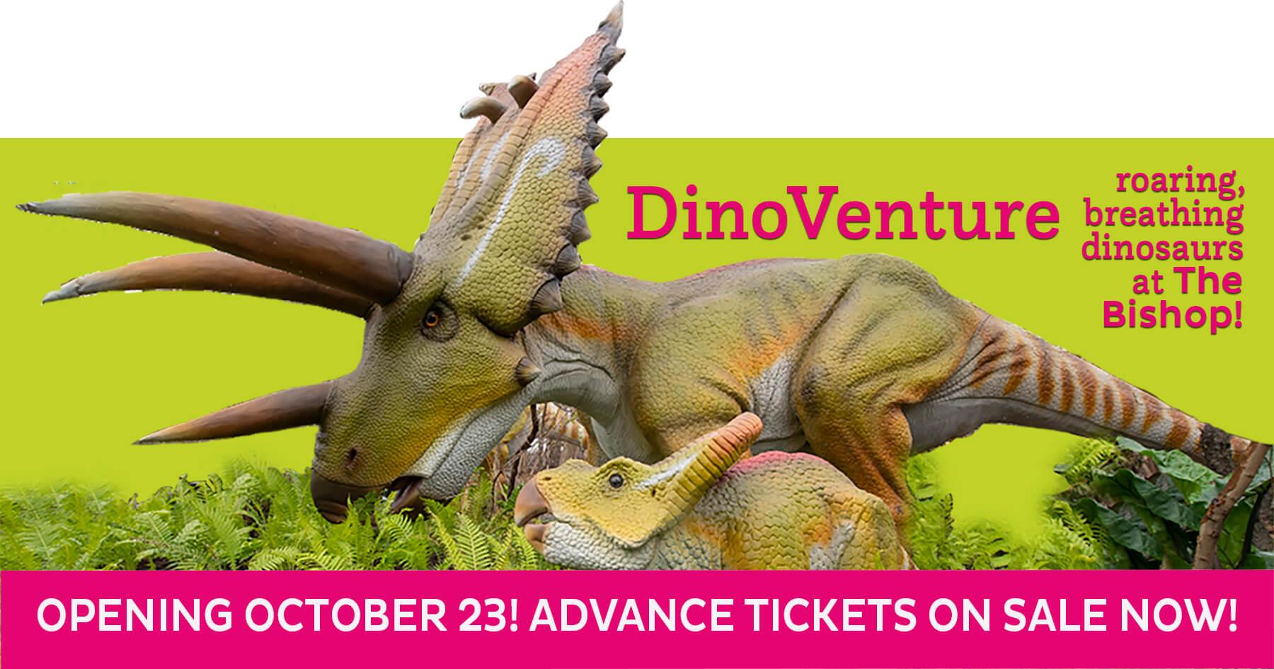 DinoVenture OPENS!