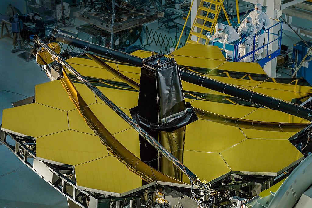 "think + drink / science: ""Webb Space Telescope"""